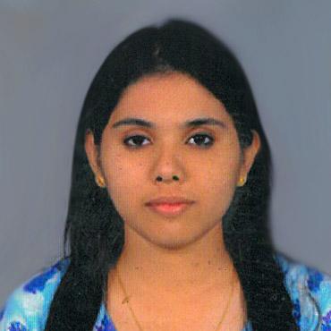 Dr. Aneesha Elizabeth Mathew